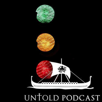 Untold Podcast 64 - The Butts in the Traffic Light by Nathan James Norman