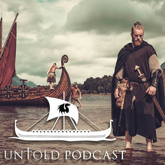 Untold Podcast 68 - Snow and Ash by Nathan James Norman