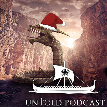 Untold Podcast 69 - Dragon Claus by Stephen L. Rice