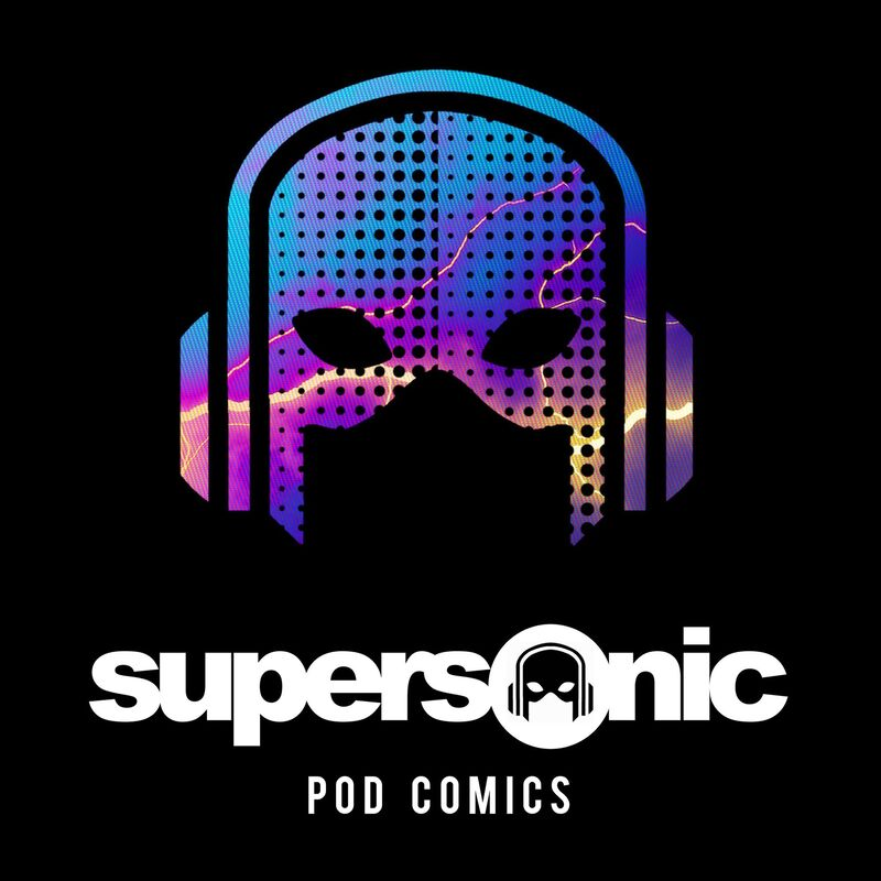 Supersonic Pod Comics with J.S. Earls, Ben Avery, and Nathan James Norman