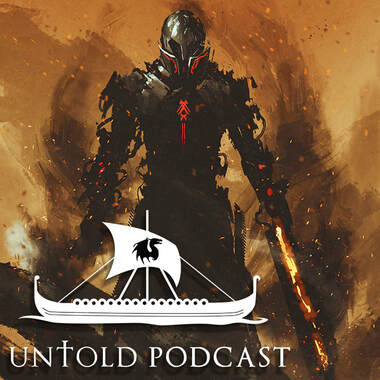 Untold Podcast 86 - Sanguinem Inimicum by Mark Carver