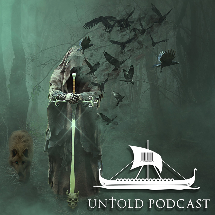 Untold Podcast 94 - The Defeat of Raven's Swamp by Rachel Ann Michael Harris